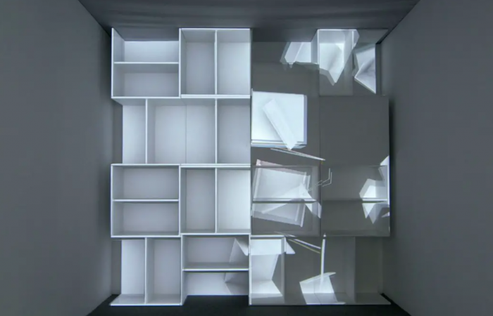 VIDEO MAPPING EXPERIMENT