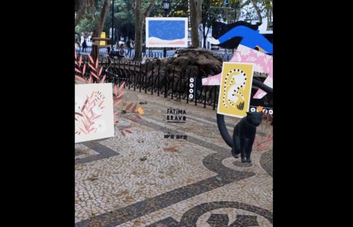 Art Experience Gallery - Fátima Bravo